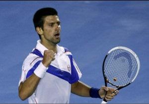 Новак  Ноле  Джокович - переможець Australian Open
