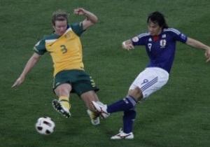 Япония выиграла Кубок Азии