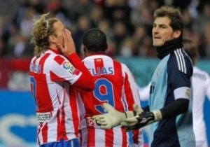 Форлан: Атлетико не продал меня в Реал