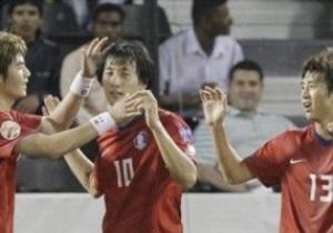Кубок Азии: Южная Корея обыграла Узбекистан в матче за 3-е место