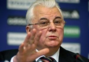 Леонид Кравчук призвал прекратить футбольную клоунаду в Украине