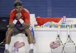 Надаль покидает Australian Open