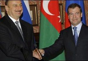 Українська служба Бі-бі-сі: Росія збільшить закупки газу в Азербайджані