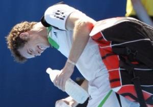 Мюррей: Стиль Долгополова отличается от большинства игроков в туре