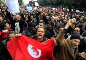У Тунісі заарештували соратників Бен Алі