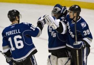 NHL: Тампа разгромила Атланту, Филадельфия добывает гостевую победу над Чикаго