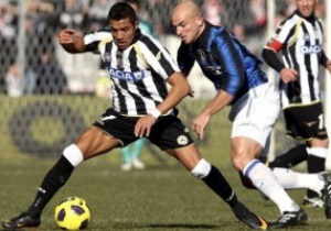 Серия А: Интер проиграл Удинезе, Милан победил Чезену