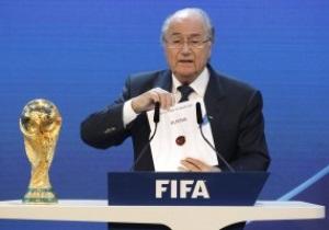 ЧМ-2018: президент FIFA встретится с Путиным
