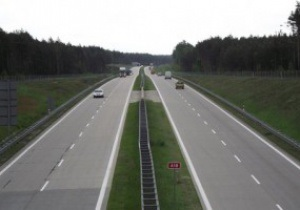 Евро-2012: Трасса Львов-Краковец будет стоить четыре миллиарда гривен
