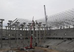 Стоимость львовского стадиона возросла в полтора раза