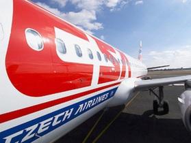 Czech Airlines намерена открыть рейс Львов - Прага