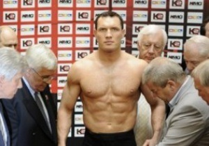 Изменена дата боя Димитренко vs Сосновский