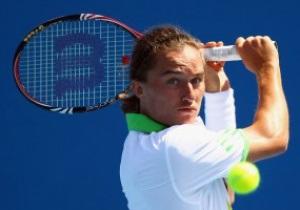 Александр Долгополов продолжает борьбу на Australian Open