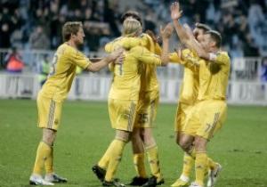 Сборная Украины начнет турнир на Кипре матчем с Румынией