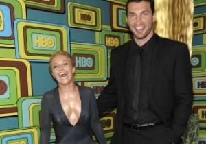 Фотогалерея: Счастливы вместе. Владимир Кличко и Хайден Пенеттьери на вечеринке в Беверли Хиллс