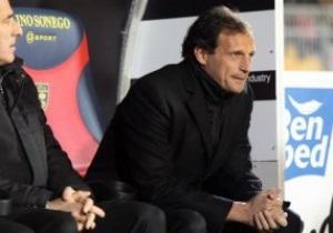 Тренер Милана: Беспокоиться не о чем