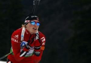 Рупольдинг: Тура Бергер победила в спринте