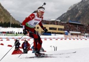 Биатлон: Свендсен побеждает в индивидуальной гонке, украинцы провалились