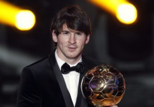 Месси является основным претендентом на Золотой мяч 2011 года