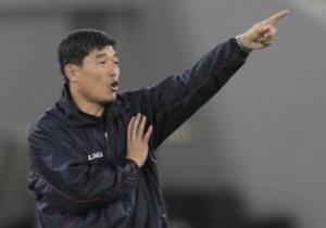 Тренер сборной КНДР ушел от ответа на неудобный вопрос