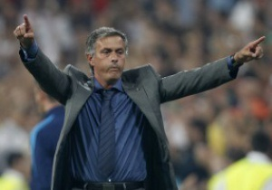 Моуриньо признали лучшим тренером мира