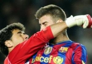 Барселона легко справилась с Депортиво