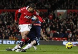 Манчестер Юнайтед добыл важную победу над Сток Сити