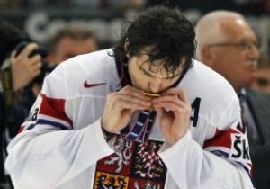 Яромир Ягр назван лучшим спортсменом десятилетия в Чехии