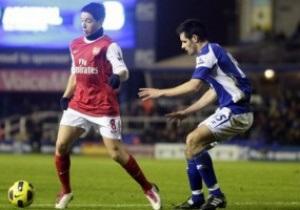 АПЛ: Арсенал громит Бирмингем, Тоттенхэм и МанСити одерживают минимальные победы