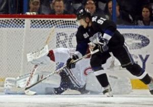 NHL: Четыре очка Стэмкоса принесли Тампе победу над Монреалем