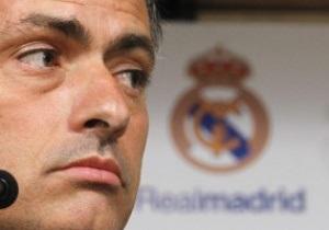 Моуриньо: Мне бы хотелось работать с Реалом до конца контракта