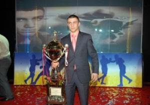 Назван лучший боксер Украины