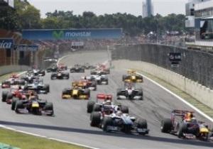 Азаров: В бюджете Украины нет денег для строительства трассы Формулы-1