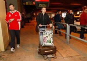 Алиев вылетел в Киев