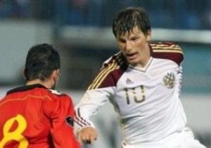 Аршавина все еще считают лучшим спортсменом России