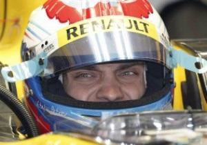 Российский гонщик продлил контракт с Renault
