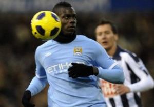 Форвард Манчестер Сити признан лучшим молодым игроком 2010 года