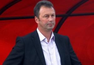Севастополь определился с главным тренером