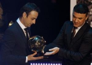 Бербатов в седьмой раз стал Лучшим футболистом Болгарии
