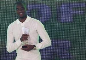 Это`О в четвертый раз стал Лучшим футболистом Африки