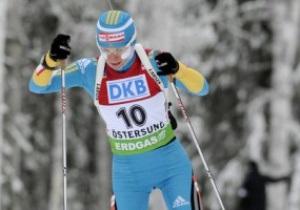 Биатлон: Бергер выиграла индивидуальную гонку. Валя Семеренко - четвертая