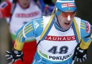 Биатлон: Седнев завоевал бронзу в индивидуальной гонке