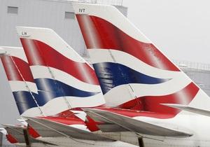 British Airways впервые за два года повышает топливные сборы