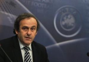 Платини: UEFA все еще ждет доказательств от Марангоса