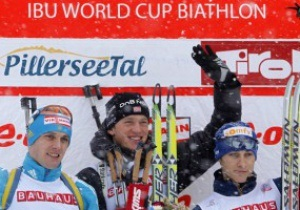 Седнев рассказал, как завоевал второе место на спринте в Австрии