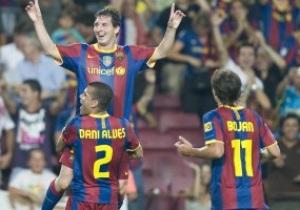 Букмекеры считают Барселону фаворитом Лиги Чемпионов. Шахтер - 12-й в рейтинге
