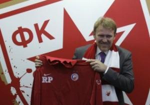 Вызов Црвены Звезды: сербский клуб впервые за 20 лет возглавил хорватский специалист