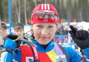 Российская биатлонистка попросила официального разрешения выступать за Украину