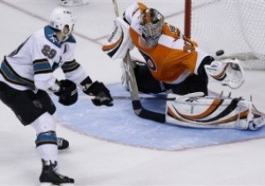 NHL: Кросби делает очередной дубль, Акулы совершают подвиг в поединке с Филадельфией