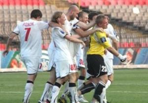 Кривбасс расстанется с рядом футболистов